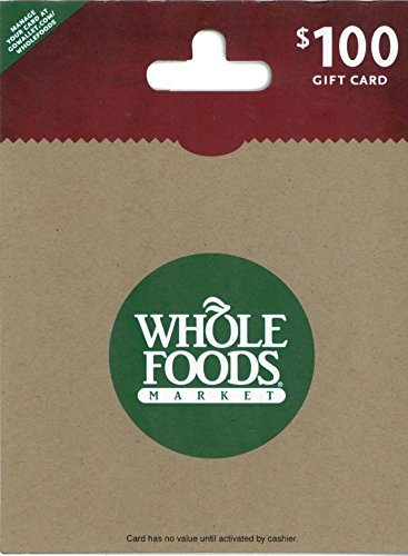 Top 10 Whole Foods Gift Cards of 2021
