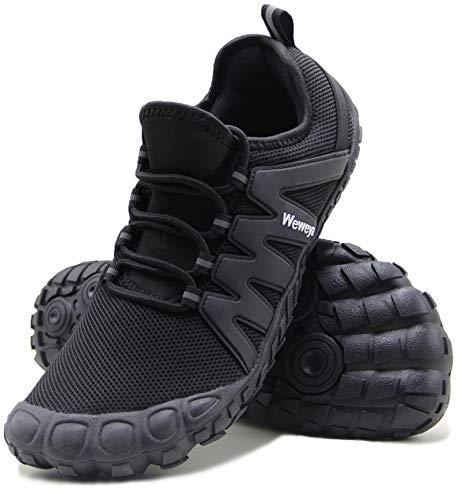 Top 10 Weweya Barefoot Shoes Men Minimalist Running Cross Training Shoe of 2021