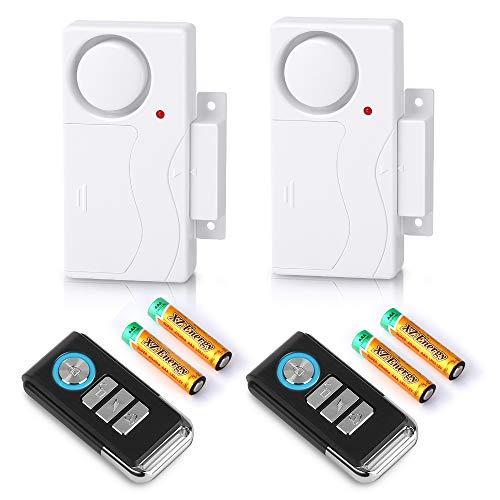 Top 10 Wsdcam Wireless Remote Door Alarm of 2021