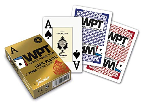 Top 10 Wpt Playing Cards of 2021
