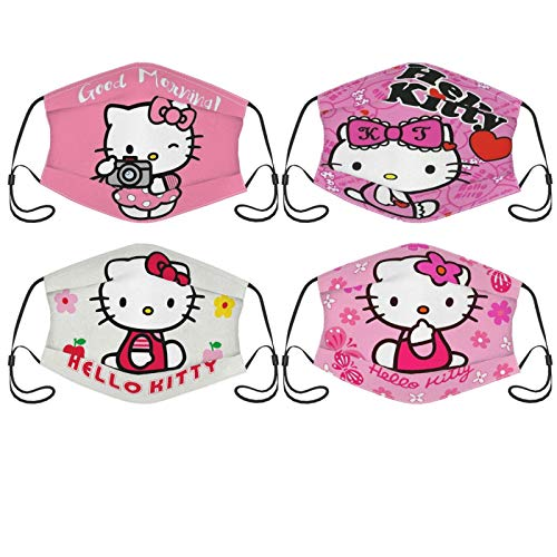 Top 10 Wrwds Smile Hello Kitty Face Cover of 2021