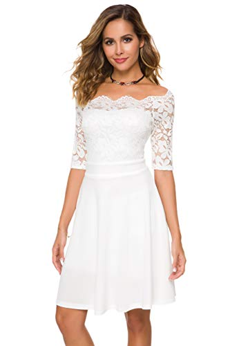 Top 10 White Dresses For Women of 2021