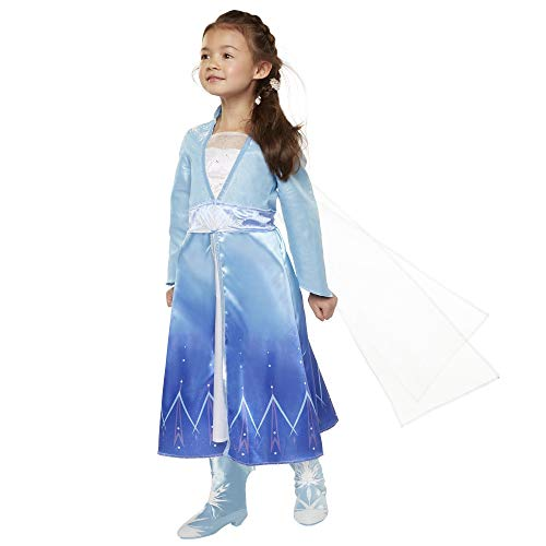Top 10 Wnqy Princess Elsa Costume Party Dress Little Girls Cosplay Dress Up of 2021