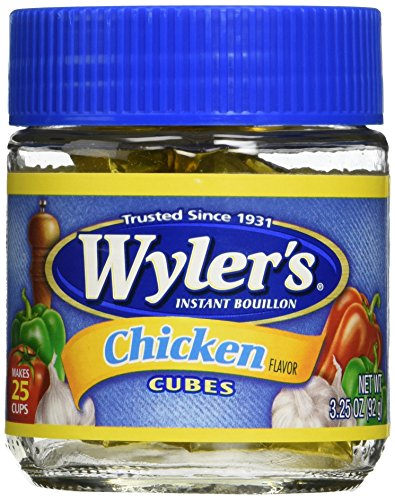 Top 10 Wylers Chicken Bouillon Cubes of 2021