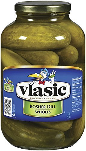 Top 10 Vlasic Pickles of 2021