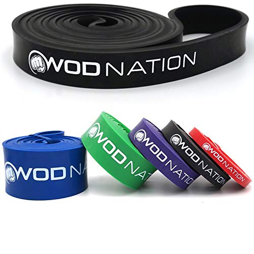 Top 10 Wod Nation Pull Up Assistance Band of 2021