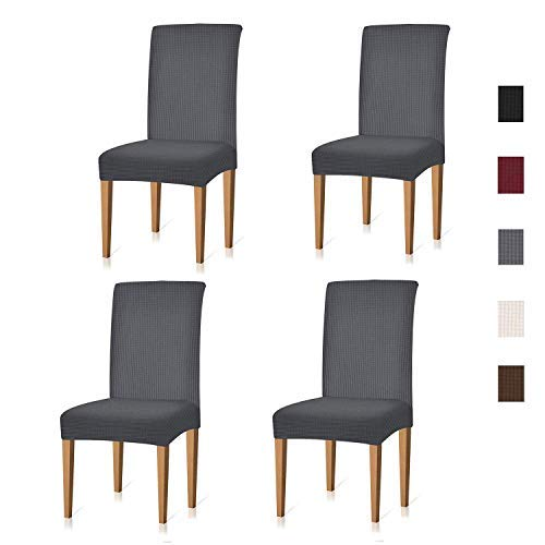 Top 10 Xflyee Stretch Dining Chair Slipcovers of 2021
