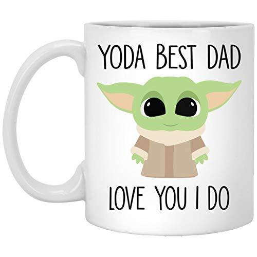 Top 10 Yoda Best Dad Mug of 2021