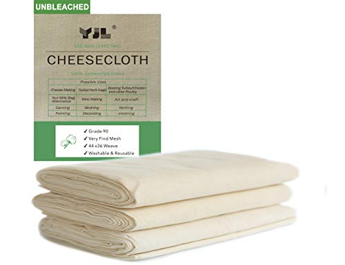 Top 10 Yjl Cheesecloth of 2021