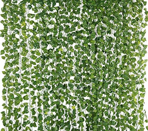 Top 10 Yatim 78-ft 12 Pack Silk Artificial Ivy of 2021